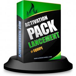 Pack Lancement